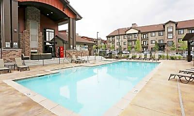 Pool, Dry Creek at East Village, 0
