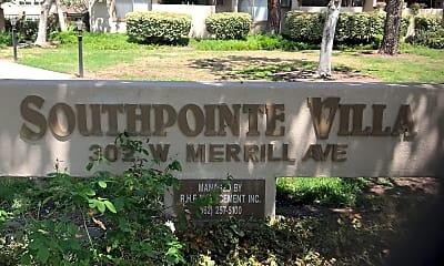 Southpointe Villa, 1