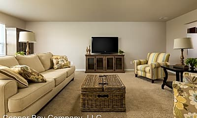 Living Room, 431 Pioneer Dr, 1