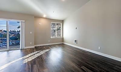 Living Room, Arbor Crest Apartments, 0