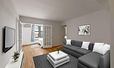 Living Room, 1420 York Ave 7-G, 0