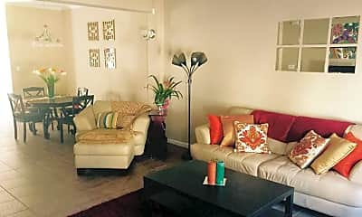 Living Room, Summer Grove on Brightside, 2