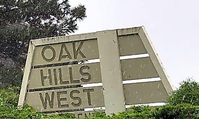 Oak Hills West Apartments, 1