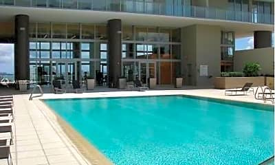 Pool, 3470 E Coast Ave H0403, 2
