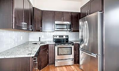 Kitchen, 1242 Point Breeze Ave 202, 1