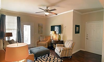 Living Room, The Villages of Campbell Oaks, 1
