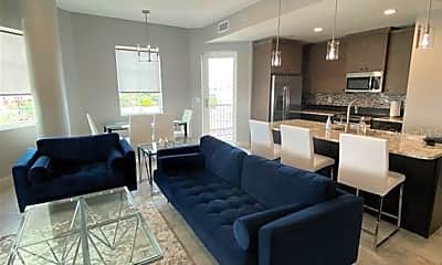 Living Room, 1500 State St 401, 1