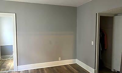 Bedroom, 247 W Utica St, 1