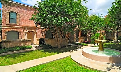 Landscaping, Tuscany Luxury Townhomes, 0
