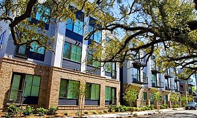 Building, Park + Broad Boutique Apartments, 0