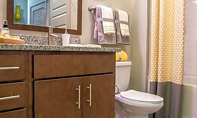 Bathroom, Terra House, 2