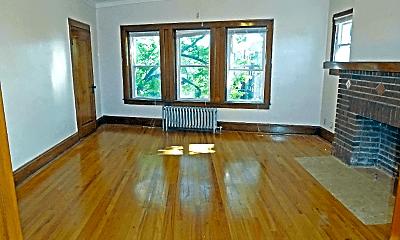 Living Room, 12228 Clifton Blvd, 1