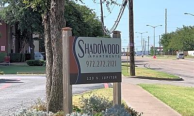 Shadow Wood, 1