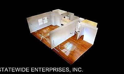 Bathroom, 2404 Budlong Ave, 2