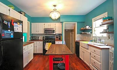 Kitchen, 3015 N Knox Ave, 1