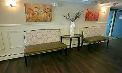 Foyer, Entryway, South Village III, 1