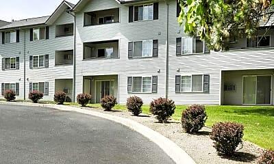 Building, Cherry Ridge, 0