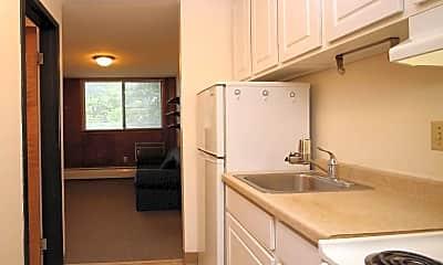 Kitchen, The Frances, 1
