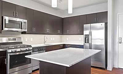 Kitchen, 555 Roger Williams Ave 308, 1