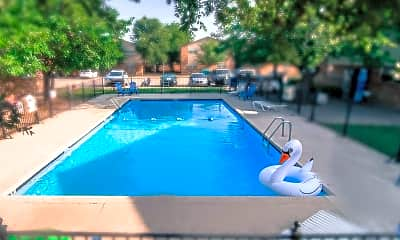 Pool, Winchester Apartments, 0