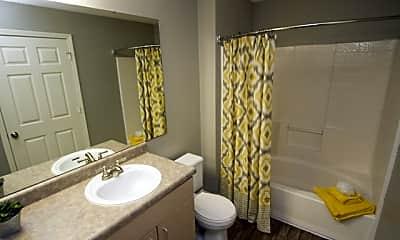 Bathroom, Northland Heights, 2