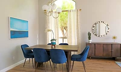 Dining Room, 9626 E Pine Valley Rd, 0