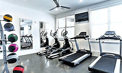 Fitness Weight Room, 999 Walter Stephenson Rd, 1