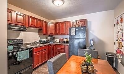 Kitchen, Jaffwood Apartments, 0