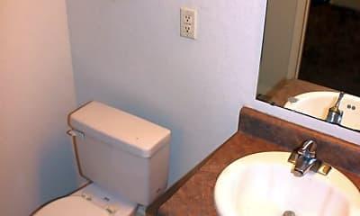 Bathroom, 512 Rockledge Rd, 2