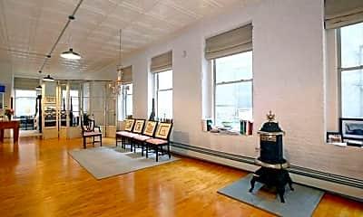 Living Room, 78 Grand St, 0