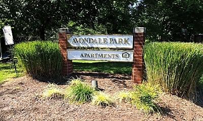 Avondale Park Apartments, 1