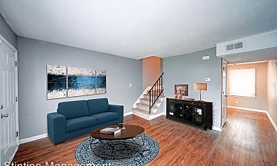 Living Room, 2201 Yorkhills Dr, 1
