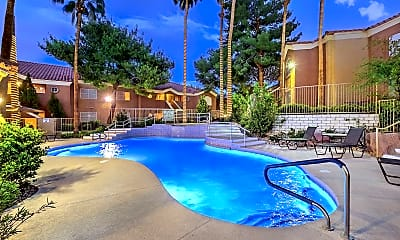 Pool, The Lido Senior Living, 1
