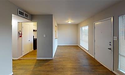 Living Room, 3233 S Staples St 7, 1