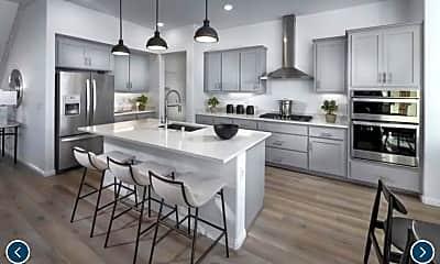 Kitchen, 1626 Garden Farms Avenue, 2