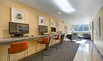 Recreation Area, University Apartments - Chapel Hill - PER BED LEASE, 2