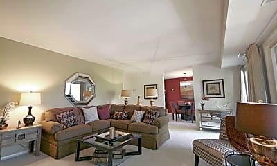 Living Room, Elkridge Estates of Roland Park, 1