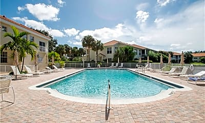 Pool, 988 Egrets Run 8-102, 2