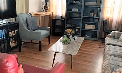Living Room, 146 N Merrill Rd, 1
