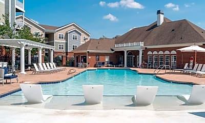 Pool, Meridian Parkside, 0