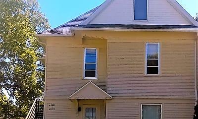 Building, 2126 Olive St, 1