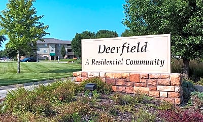 Deerfield Clubhouse Apartments, 1