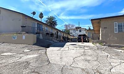 Building, 383 N 15th St, 1
