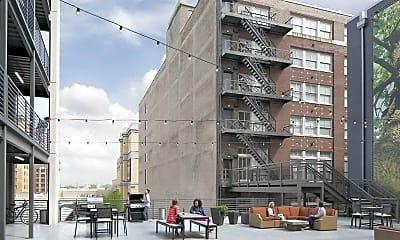 Building, Downtown Memphis Flats, 1