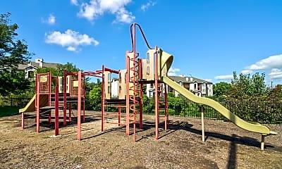 Playground, Shawnee Station, 2