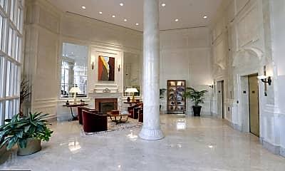 Living Room, 3030 K St NW 204, 1