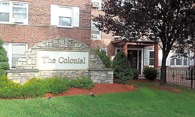 Colonial Apartments, 1