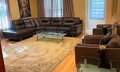 Living Room, 610 S Beachwood Dr, 2