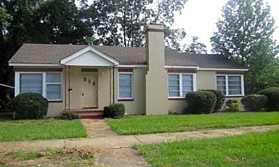Building, 1308 Park Ave, 0