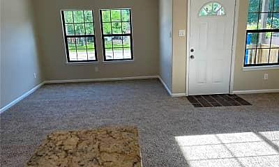 Living Room, 4826 Higgins St, 1